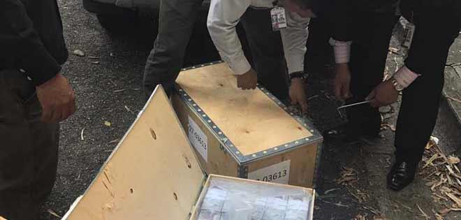 Funcionarios habrían hallado 200 millones de bolívares en vehículo de Tintori