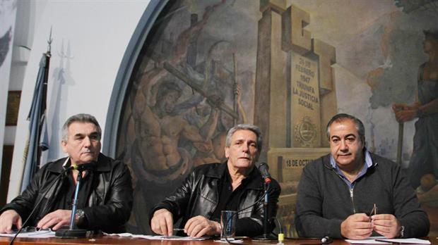 La CGT ratificó la movilización a Plaza de Mayo