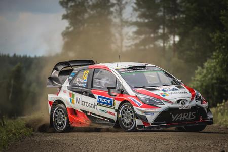 Rally Finlandia 2017 experiencia