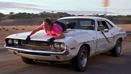 Death Proof Dodge Challenger 2