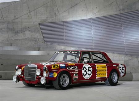 Mercedes 300 SEL 6.8 AMG