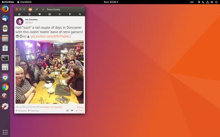 Ubuntu Dock Default Settings