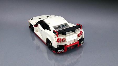 Lego Nissan Gt R Nismo 2