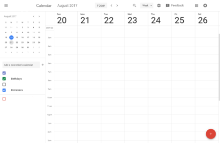 Google Calendar Nuevo Diseno 1