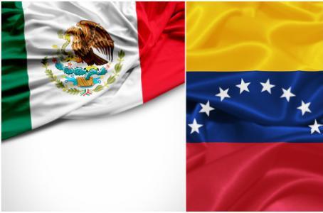 México y Venezuela