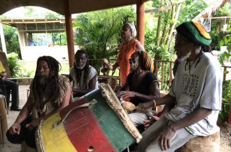 Aldea indígena rastafari