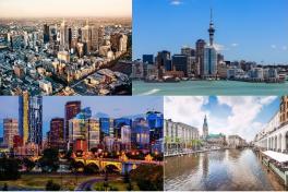 Mejores ciudades para vivir