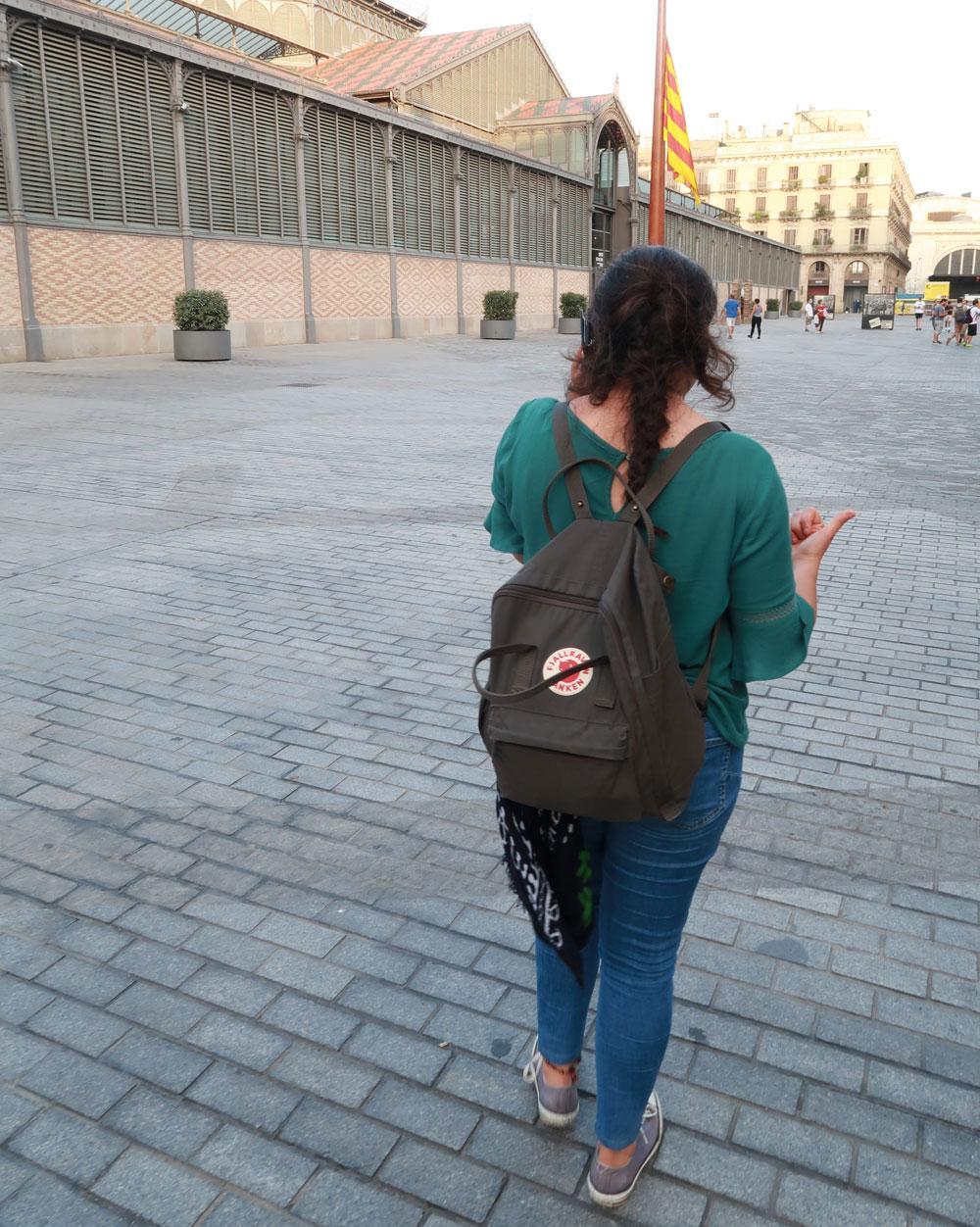 La periodista y compañera sentimental del periodista Hamça Yalçin.