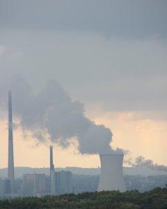 Las centrales térmicas son uno de los principales focos de emisión de gases de efecto invernadero en todo el mundo occidental.