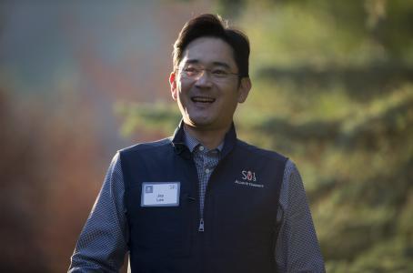 Lee Jae Yong (Bloomberg)