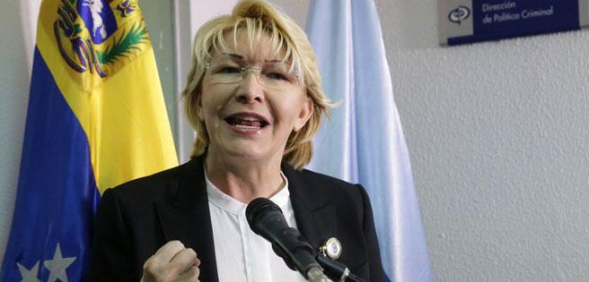 Luisa Ortega Díaz: Cerrar medios no favorece la paz en Venezuela