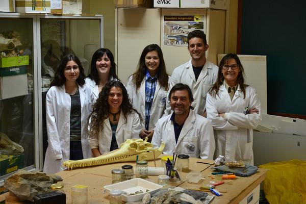 Grupo de investigación Aragosaurus-IUCA / José Ignacio Canudo