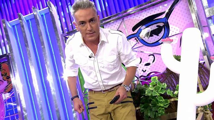 Kiko Hernández da por cierto el nuevo embarazo de Chabelita