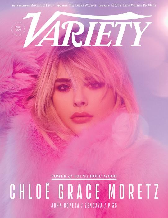 Chloë Grace Moretz rechazada por su peso, su color de pelo o su feminismo