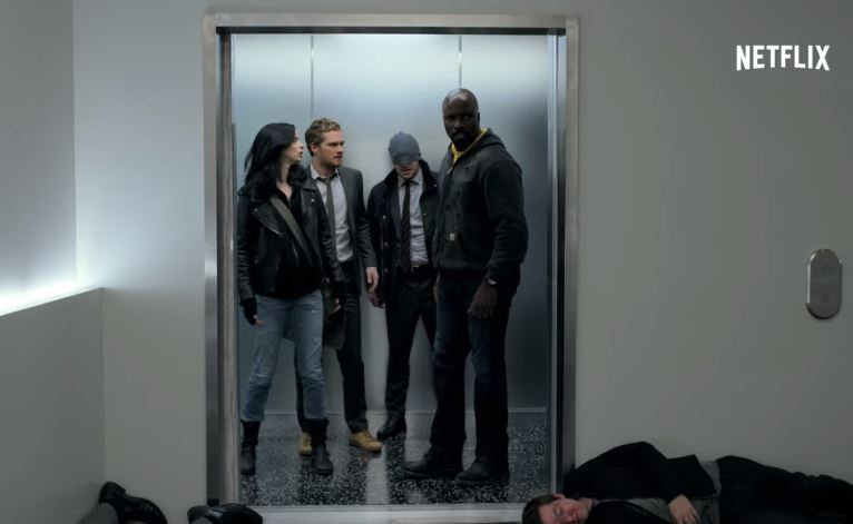 Netflix estrena próximamente Marvel's The Defenders