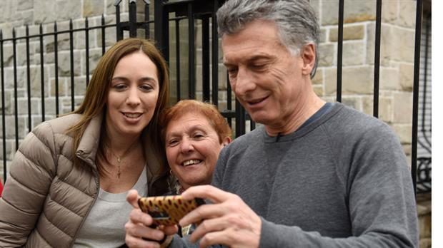 Macri se reunió con Vidal en Villa Langostura