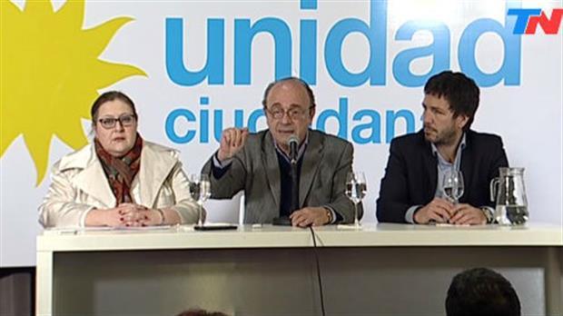 Moreau, ex candidato a presidente radical, ahora con Cristina