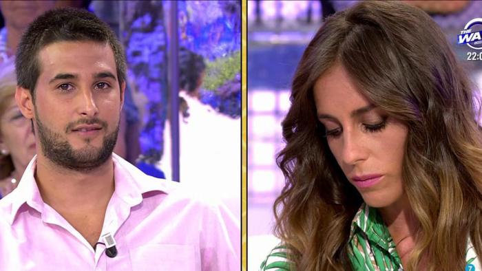 Chabelita desmiente a Fausto Cabrera y defiende a Anabel Pantoja en Sálvame