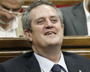 El conseller catalán de Interior,Joaquim Forn Chariello, es hijo de ecuatoriana y nacionalista declarado