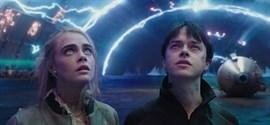 Alucinante tráiler de 'Valerian y la ciudad de los mil planetas', lo nuevo de Luc Besson