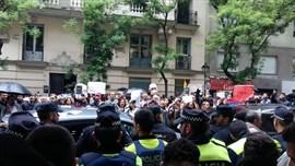 El embajador de Venezuela denuncia haber sido