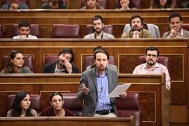 Pablo Iglesias exige a PSOE y Ciudadanos que apoyen la moción contra Cifuentes: