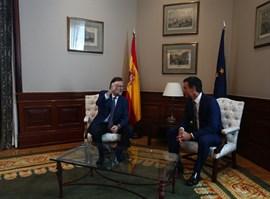 Pedro Sánchez celebra que Rajoy tenga que declarar en persona por la 'Gürtel':