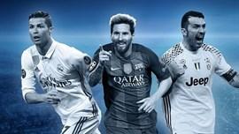 El Real Madrid acapara casi la mitad del Equipo de la Temporada de la 'Champions' para la UEFA