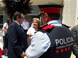 La Generalitat anuncia la convocatoria de 500 nuevas plazas de Mossos para junio
