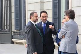 El PSOE se mostrará como la izquierda útil que ofrece alternativas, y no sólo se indigna, en la moción de censura