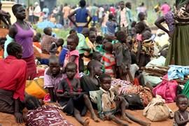 MSF denuncia la falta de apoyo en Uganda a más de un millón de refugiados