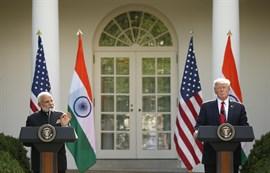 Trump y Modi piden a Pakistán que garantice que su territorio no sea usado para cometer atentados