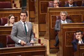 Rivera: Sánchez debe entender que al parecerse más a Podemos