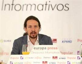 Iglesias critica que tiene mucha repercusión los actos violentos de la Policía venezolana, pero no los de la oposición