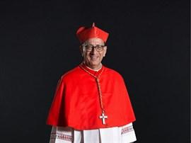 Ceniceros felicita a Juan José Omella tras su nombramiento como cardenal en el Vaticano