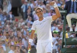Nadal solventa sin dudas su estreno en Wimbledon ante Millman
