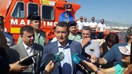Sanz anuncia la construcción de un nuevo CIE en la zona oriental de Andalucía