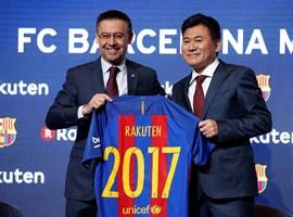 Messi, Neymar, Piqué y Arda acudirán a la presentación en Japón del acuerdo con Rakuten