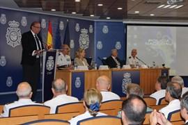 El director de la Policía recuerda a Miguel Ángel Blanco: