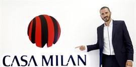 El Milan anuncia el fichaje de Bonucci