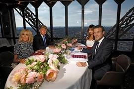 La ministra de Exteriores australiana afea a Trump que dijera a Brigitte Macron que tenía