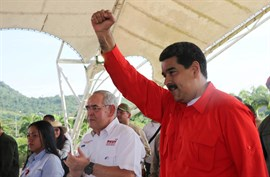 Maduro ordena una