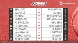 El primer Clásico liguero se disputará justo después del Mundial de clubes