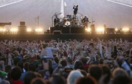 U2 publicará nuevo disco este año y lo presentará en una gira en 2018