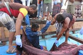 Naciones Unidas acusa a la coalición de Arabia Saudí de atacar un barco de migrantes somalíes en marzo