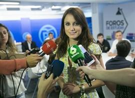 Levy (PP) recuerda que Rajoy ya compareció en el Parlamento para
