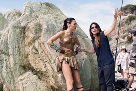 Wonder Woman va a por el Oscar