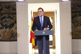 Rajoy recurre al TC la norma del Parlament para una ruptura exprés y avisa: