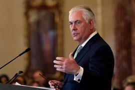Tillerson condena el lanzamiento de Pyongyang e insta a la comunidad internacional a