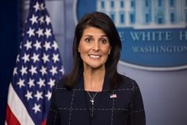 La embajadora de EEUU en la ONU insta a China a ejercer presión sobre Corea del Norte
